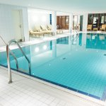 Pool m Radisson Blu Hotel, Bremen