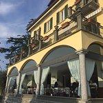 Foto de Hotel Ristorante Taverna Bleu