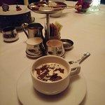 A wonderful cofee service - yummy!