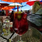 Sangria is amazing