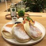 Pancake souffle for breakfast