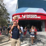 Photo de iFLY Indoor Skydiving - Orlando