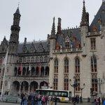 Historium Brugge (viewer's left)
