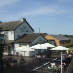 The Swan on the River - A lovely riverside pub