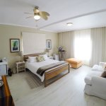 Sea Facing room, situated on the ground floor. Ceiling fan, Aircon, Mini Bar Fridge, Tea & Coffe