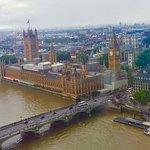 Scenic Vista of London
