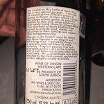 Try the Mara wine very nice