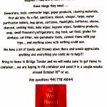 Help Us Help St. John!!