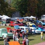 VVA Festival car show