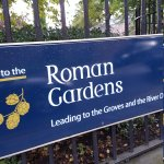 The beautiful Chester Roman Gardens