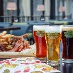 Классические сорта пива - светлое, венское, пшеничное