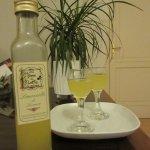 Their homemade limoncello for your nightcap