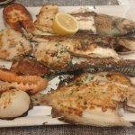 Fritto Misto Pesce