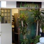 Entrance to Limon