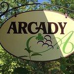 As seen at Arcady Vineyard Bed & Breakfast
