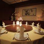 Ronde tafels voor grote gezelschappen