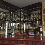 No spirits in bar bottles