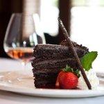 Chocolate Seven Layer Cake