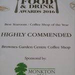 Foto de Brownes Garden Centre Coffee Shop