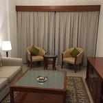 Photo de Rose Garden Hotel Apartments - Bur Dubai