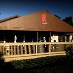 Front of K Restaurant