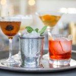 Drinks on the Social Terrace
