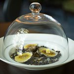 Rockefeller Room Oysters Abby