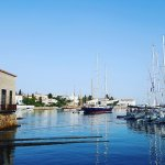 Spetses harbour
