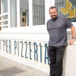 Authentic Pizza Romana on Brighton's seafront