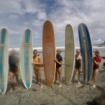Photo of High tide surf school
