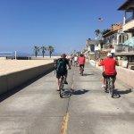 Photo de Hermosa Beach Pier
