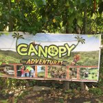 Entrance to Canopy Adventure