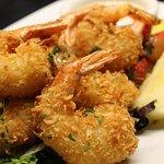 Crab Cakes Restaurant Foto