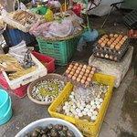 local market produce