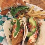 Fish Tacos and B.E.L.T.