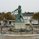 Photo of Fishermen's Memorial Monument