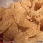Crispy and light corn chips.