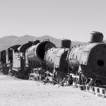 Train Cemetery Foto