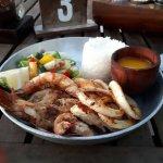 Foto de The Waterfront Sunset Restaurant & Beach Bar