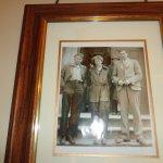 Amelia Earhart room
