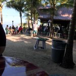 Square Grouper Tiki Bar Jupiter Inlet Foto