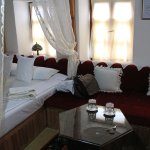 One of our rooms at Muslibegovic House in Mostar, Bosnia-Herzegovina