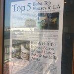 Фотография Half & Half Tea Express