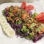 Special Jenny's house salad