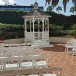 Rose Garden Wedding venue