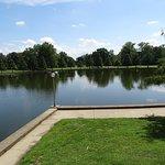 Mill park pond