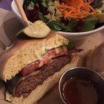 Angus Smokehouse Burger