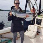 My first Salmon!