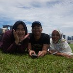 Marina Barrage Foto