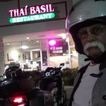 After a satisfying meal at Thai Basil in Sevierville, TN